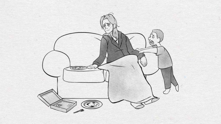 Sébastien et la négligence