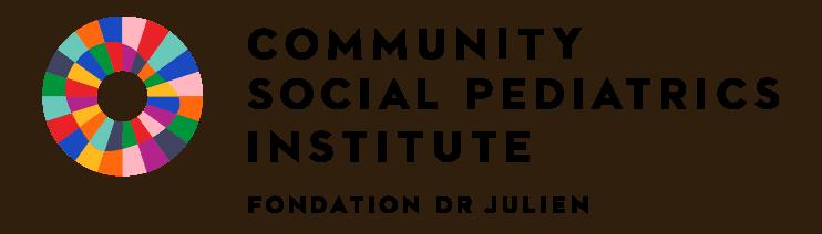 Community Social Pediatrics Institute Logo